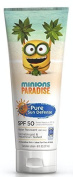 Pure Sun Defence Minions Paradise Sunscreen Lotion SPF 50