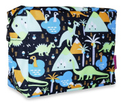 Ever Moda Designer Print Cosmetic Toiletry Bag Collection