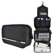 Big Capacity Waterproof Travel Kit Organiser Hanging Cosmetic Grooming Bag Toiletry Bag