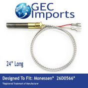 26D0566 Fireplace 60cm Thermopile 750mv