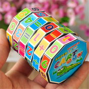 TraveT Math Toy Puzzle Magic Cube Stress Remover Toy