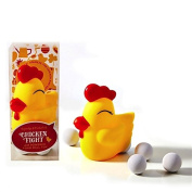 Chicken Fight Foam Ball Toy Gift Boxed by Cupcakes and Cartwheels