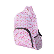 ECO CHIC Expandable Backpack/Rucksack holds 20kg max 6mth guarantee various styles colours