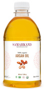 100 ml - Argan Oil 100% Pure Organic with ECOCERT Certificate For Hair & Body - Original From Morocco
