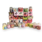 (Set of 8 Assorted) Candy Fragrances Scented Candles