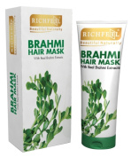 Richfeel Beautiful Naturally Hair Mask With Real Brahmi Extract - 100ml