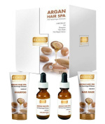 Richfeel Beautiful Naturally Argan Hair SPA With Argan Oil Extract-90ml