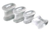 Visco-Gel Toe Spacers, Large, 4/pk