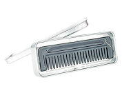 Wide Tooth Comb - BLACK