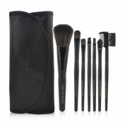 Usstore 7PC Wood Makeup Brush Beauty Brushes Foundation Tool Make Up For Professional Women Lady
