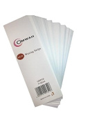 """Omwah Professional Waxing Epliating Strips 100 Count Large 3"""" x 9"""""""