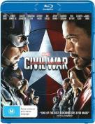 Captain America: Civil War [Region B] [Blu-ray]