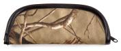 Forest Camouflage Padded Knife Case, 7.6cm - 0.6cm x 20cm - 1.9cm