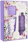 Grace Cole Blissful Trio Lavender & Honeysuckle Gift Set