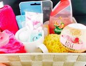 Mother's Day Beauty Bath Gift Set hamper