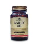 Solgar Garlic Oil Softgels - Pack of 100