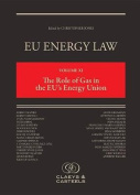 EU Energy Law, Volume 11