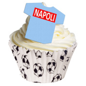 Pack of 12 - Napoli T-shirt toppers 201-148