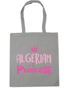 HippoWarehouse Algerian princess Tote Shopping Gym Beach Bag 42cm x38cm, 10 litres