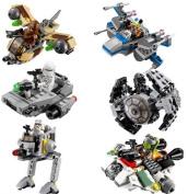 6pcs Star Wars 78085 LEGO