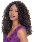 Empress Lace - Jenna Elegant Synthetic Hair Wig Front Lace Wig - # 1