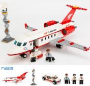 Airplane Toy Air Bus Model LEGO