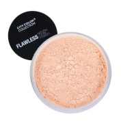 (3 Pack) CITY colour Flawless Natural Loose Powder - Light