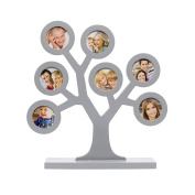 Pearhead Family Tree Keepsake Photo Frame