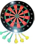 Magnetic Dart Board - 41cm in diameter