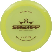 Dynamic Discs Lucid Sheriff Distance Driver Golf Disc [Colours may vary]