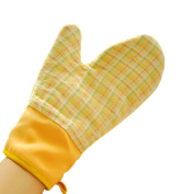 ivebetter Microwave Oven Mitts Kitchen Heat Resistant Durable BBQ Gloves