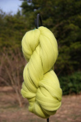 Celedon Green Wool Top Roving Fibre Spinning, Felting Crafts USA