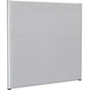 Lorell Fabric Panel, Grey, 150cm by 150cm