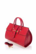 Laura Moretti - Smooth leather bag