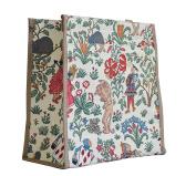 Signare Womens Fashion Tapestry Shopper Bag Shoulder Bag Alice in Wonderland