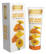 Richfeel Beautiful Naturally Anti Acne Face Wash With Calendula Extract - 100ml