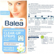 Balea Clear-Up Strips with Lotus flower extract