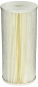 Pentek ECP5-BB Pleated Cellulose Polyester Filter Cartridge, 23cm - 1.9cm x 10cm - 1.3cm , 5 Microns