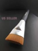 New BeautyU & Me Pro Flat Contour Brush Face Cheeks Blend Makeup Cosmetic Tool