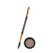 Billion Dollar Brows - Eyebrow Powder Essentials Kit - Taupe - Cruelty Free Certified