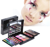 Leslie Li 78 Colours Make Up Palette Highlighting Blusher Concealer Eye Shadow Kit Set MK120
