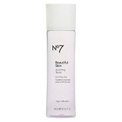 Boots No 7 Beautiful Skin Soothing Toner Dry/Very Dry