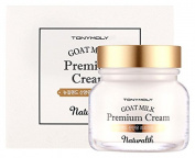 TONYMOLY Natural Goat Milk Premium Moisture Cream, 60ml