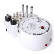 MYSWEETY 3 in 1 Diamond Microdermabrasion Dermabrasion Machine Facial Care Salon Equipment for Personal Home Use ( Suction Power