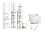 CASMARA Luxury 3 Skin Care Products with Anti-Ageing Mask Set