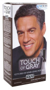 Just for Men Touch of Grey Hair Treatment, #T-45 Dark Brown/Grey, 3 Count