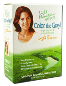 Colour the Grey Light Brown 210ml