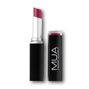 MUA Makeup Academy Colour Drenched Lip Butter - 607 Plum