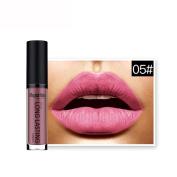 Lip Gloss, Misaky Waterproof Matte Liquid Long Lasting Lipstick Beauty Lip Gloss