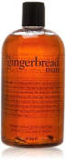 PHILOSOPHY GINGERBREAD MAN- SHAMPOO, SHOWER GEL & BUBBLE BATH - 470ml by Philosophy